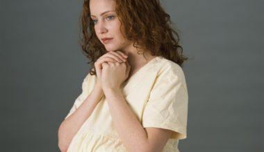 Hamilelikte duyulan endişeler