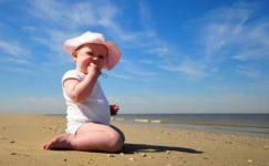 Çocuklarınızı Güneşten Koruyun