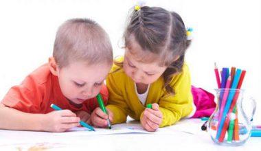 Çocuk Resimlerinin Dili