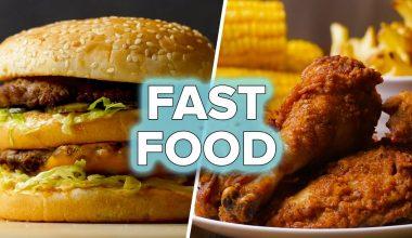 Fast Food Tüketimi ve Zararları