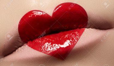 Son Trend Kalpli Sevgililer Günü Makyajı