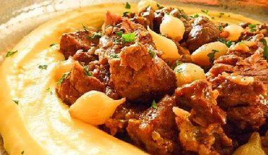 Tas Kebabının En Lezzetli Tarifi