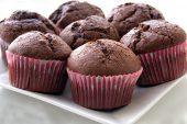 Kakaolu Muffin'in Başdöndürücü Kokusu